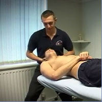 Paul Scothern Physiotherapist